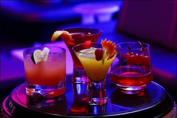 Чем развести алкогольный напиток black jack