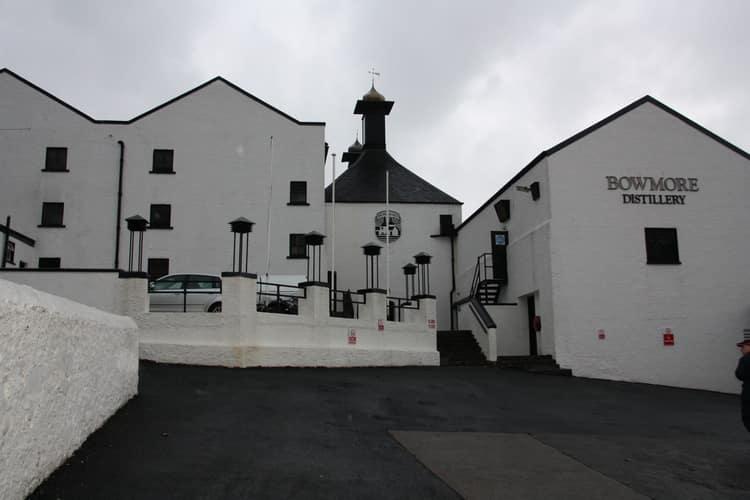 История бренда изготавливающая виски bowmore legend