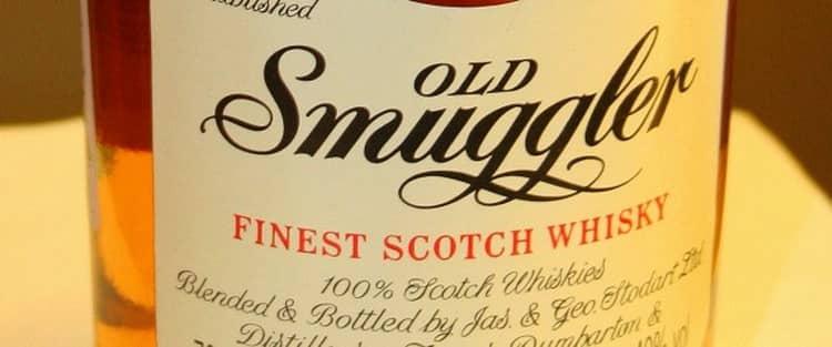 Обзор виски Old Smuggler (Олд Смагглер)