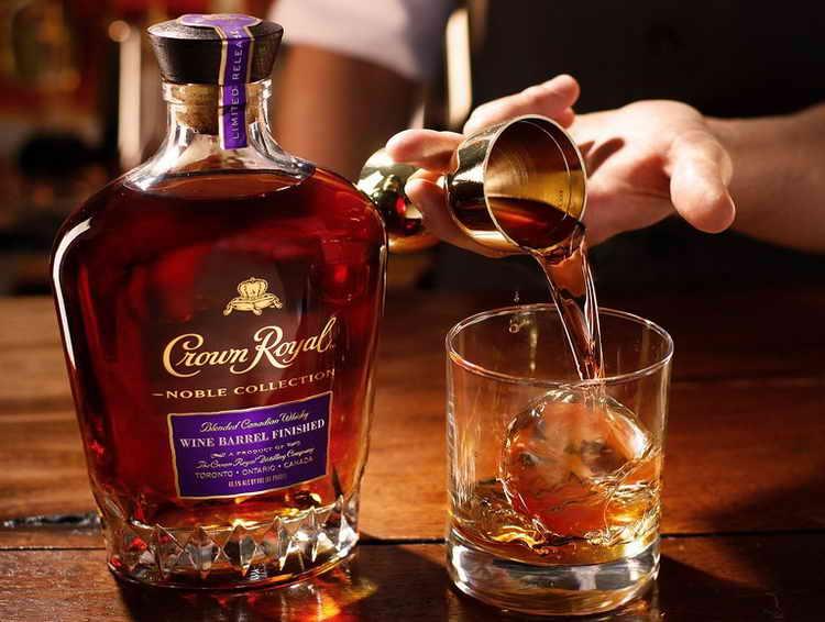 crown royal виски