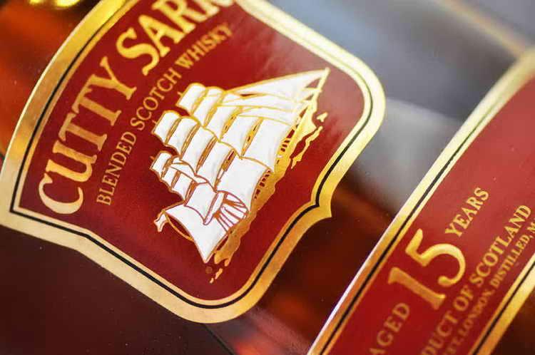 Cutty Sark 15 лет