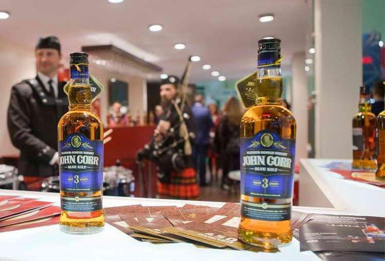 виски джон корр
