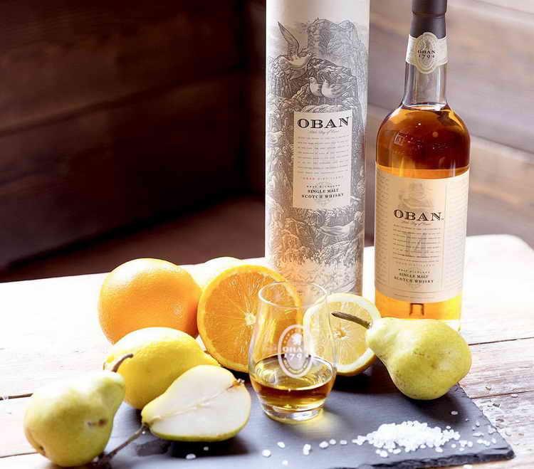 Другие варианты употребления виски oban