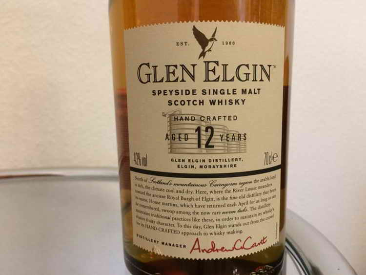 Glen Scanlan Singl Malt 12 Years Old