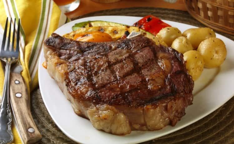 Идеально сочетается с легким сидром мясо.