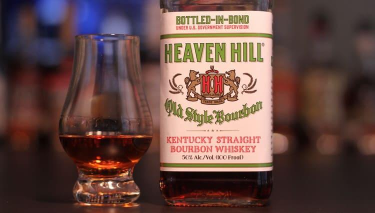 какие бывают виды heaven hill old style bourbon