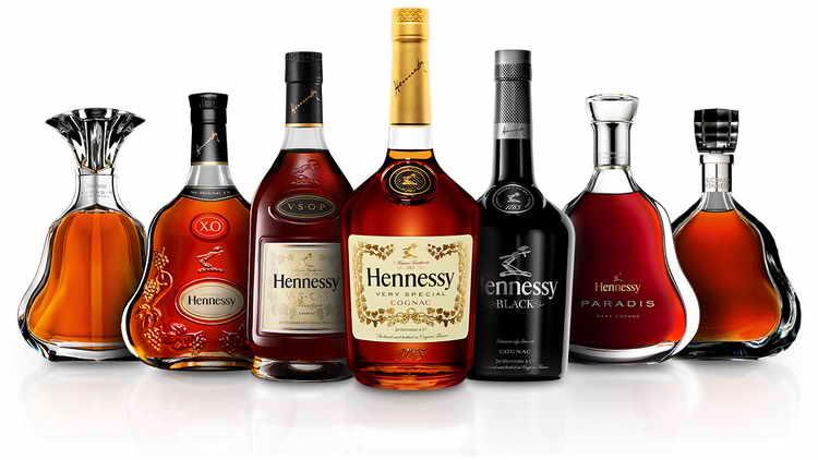 виды Hennessy