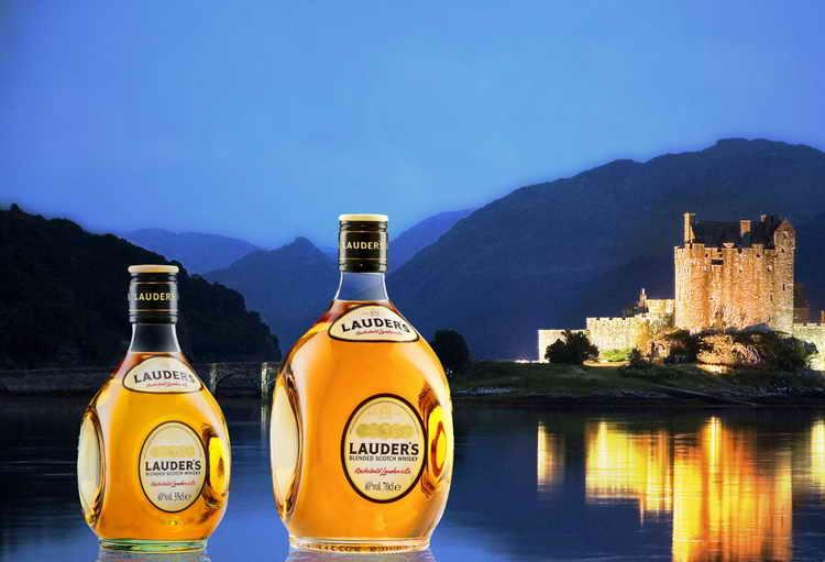 лаудерс виски