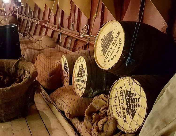 История виски Катти Сарк