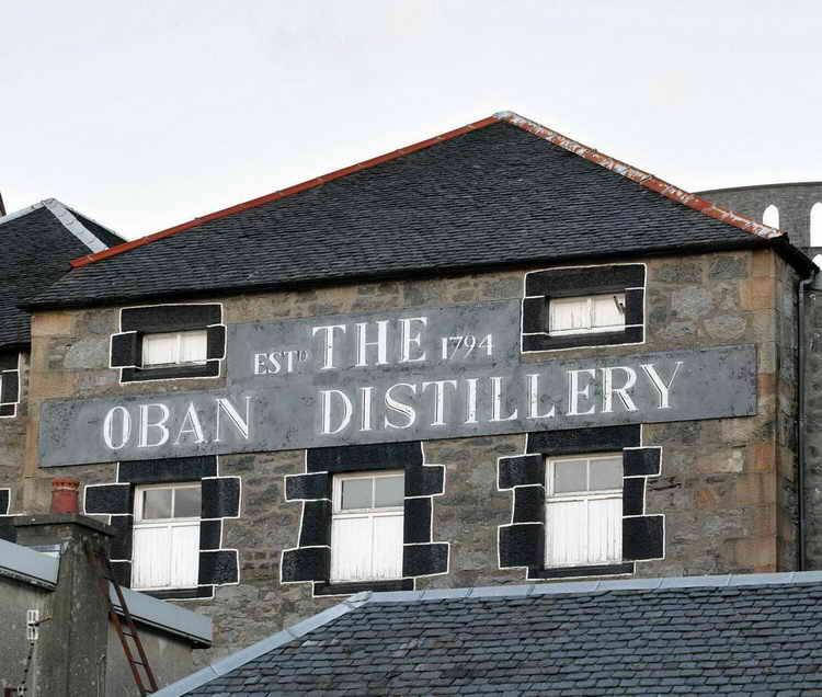 История виски oban