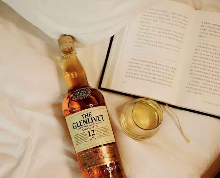 виски glenlivet 12