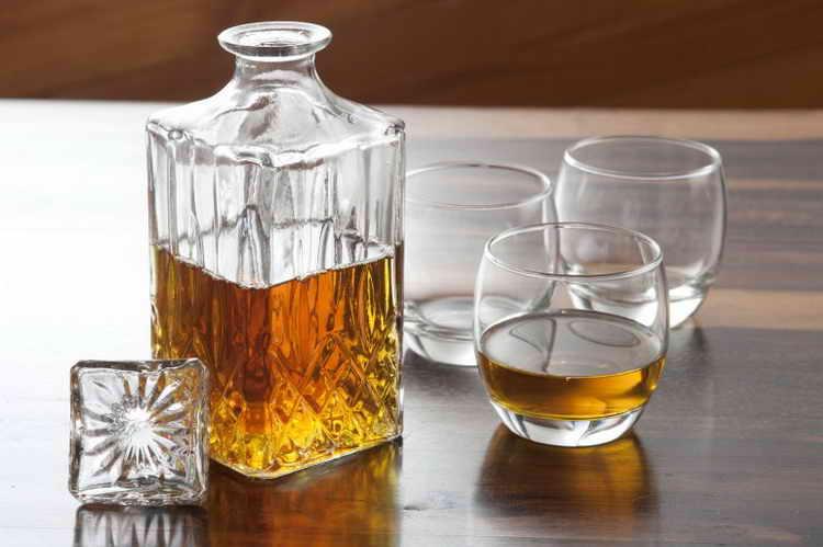 Как правильно подавать виски глен форест
