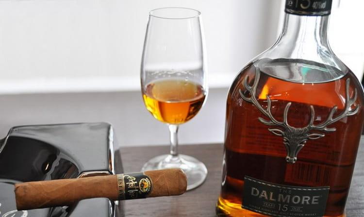 дегустационные характеристики виски dalmore