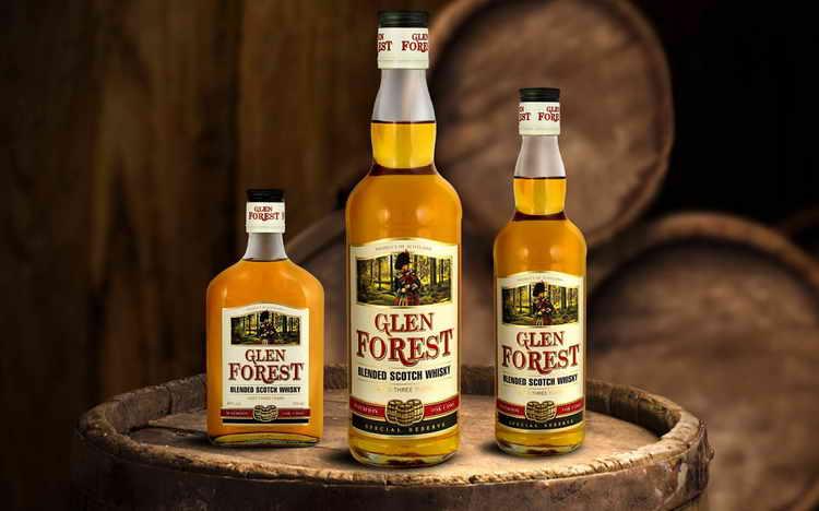 glen forest виски