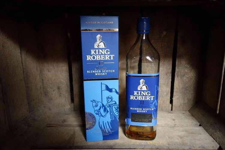 виски king robert