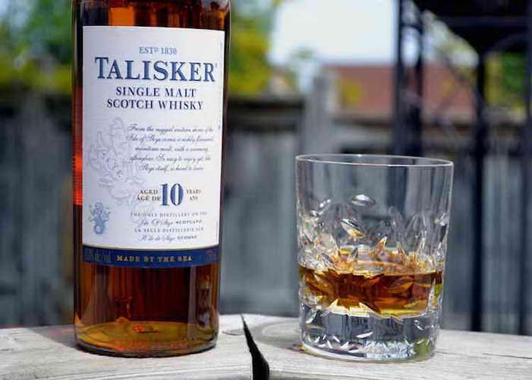 talisker 10 лет