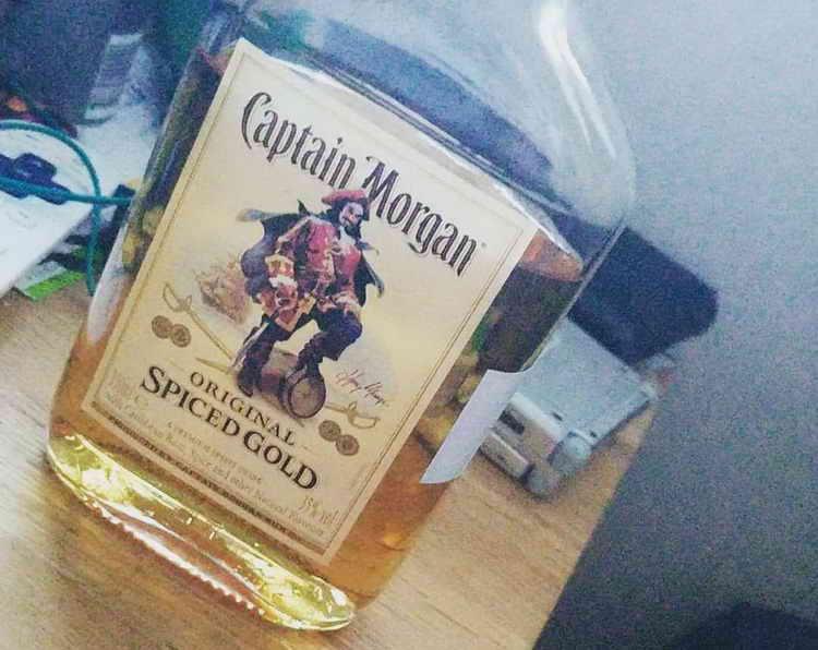 Как выбрать Captain Morgan Spiced Gold и отличить его от подделки