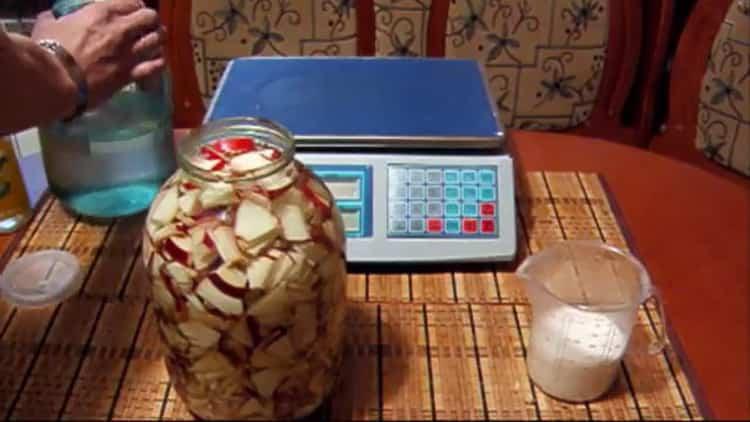 Как сделать кальвадос из яблок в домашних условиях по простому рецепту