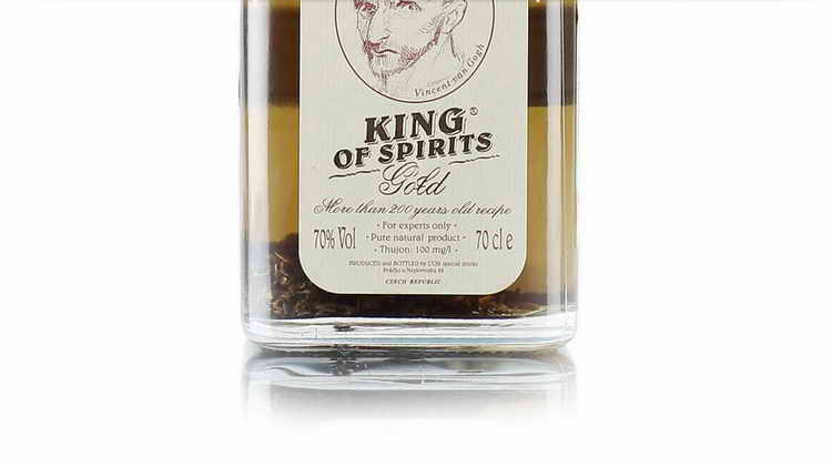 King of Spirits Gold