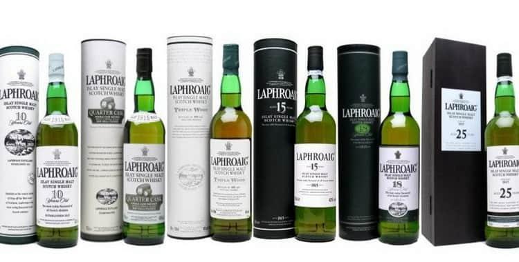 Обзор виски Laphroaig (Лафройг)