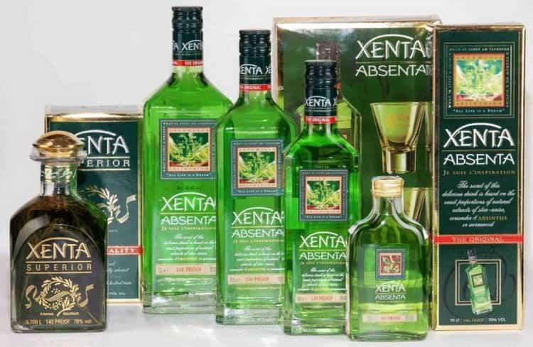 Как выбрать и правильно употреблять Xenta Absenta