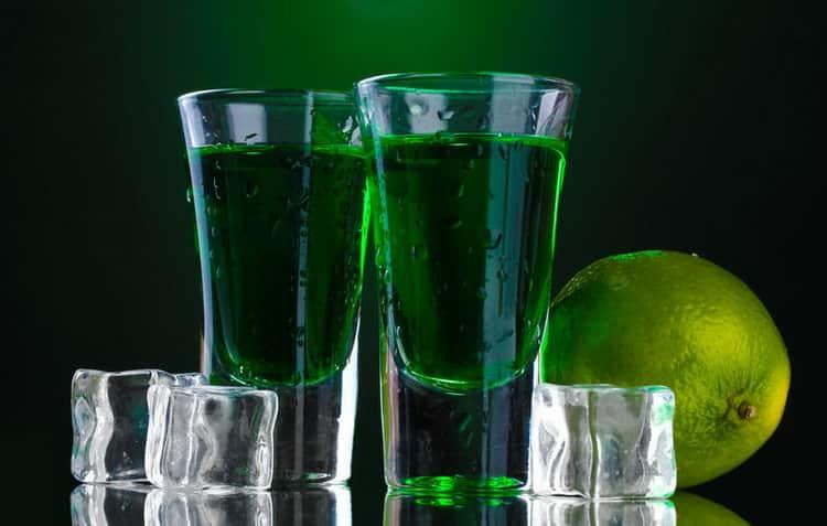 все о том как пить абсент ксента