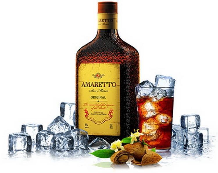 Напитки похожие на ликер амаретто дисаронно
