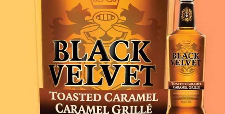 Обзор канадского виски Black Velvet