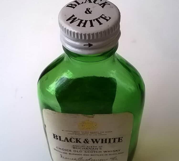 Как отличить оригинал black white виски