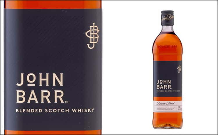 Как отличить виски джон барр от подделки