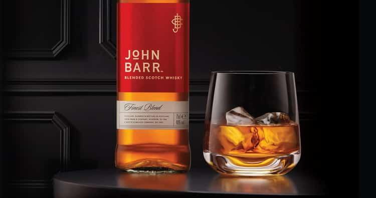 С чем подавать виски джон барр