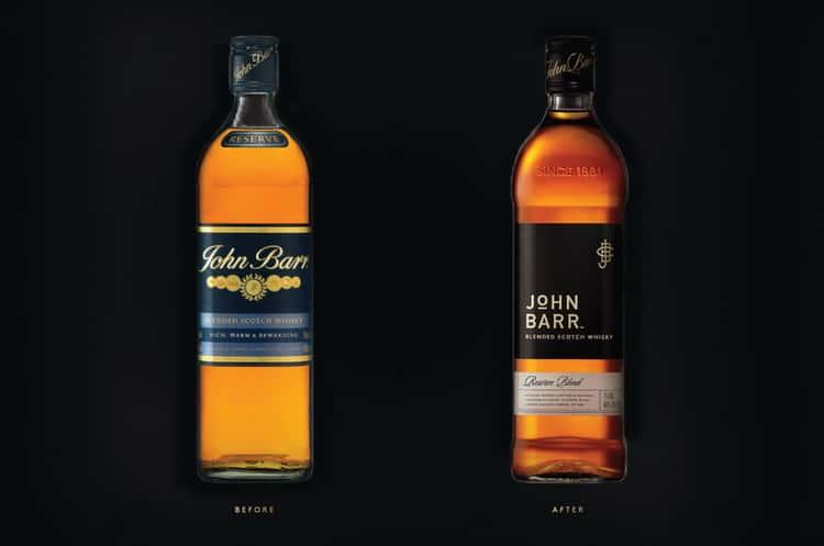 Виды виски john barr