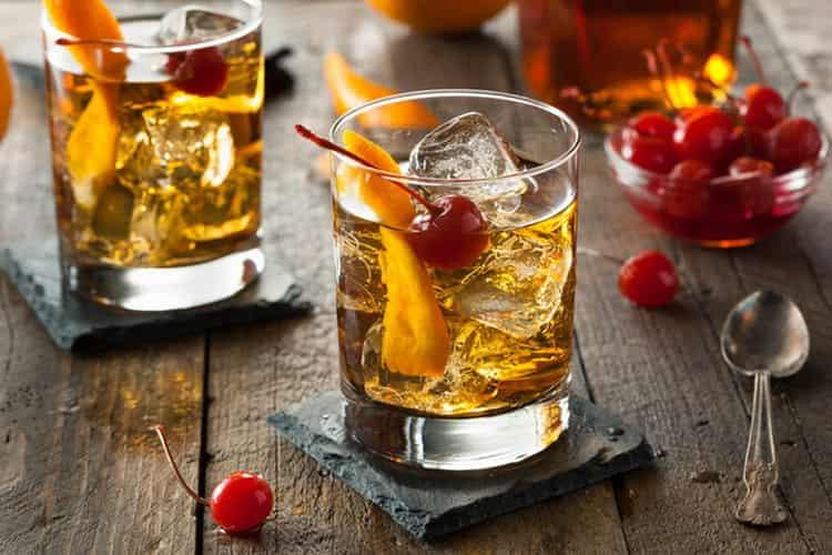 С чем смешивать виски john barr