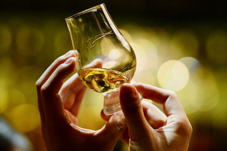 Дегустационные характеристики виски jura superstition