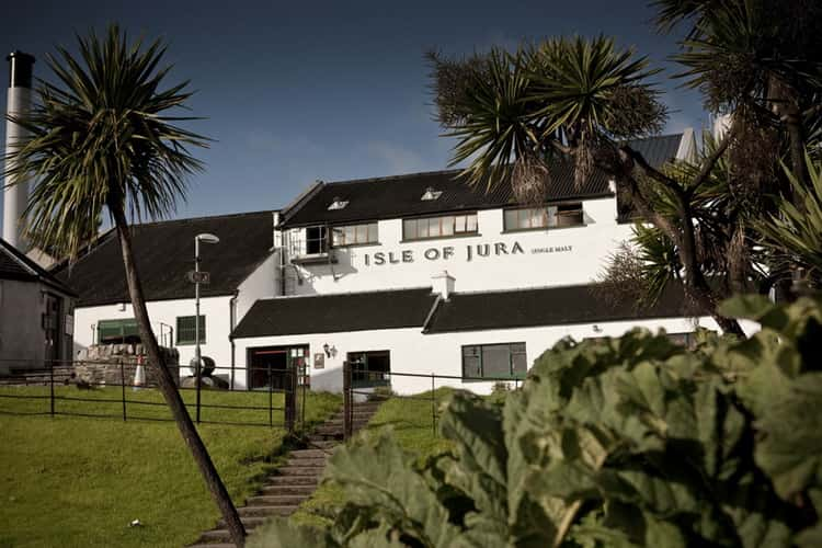 Виски Jura (Юра) и его особенности