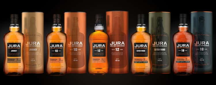 Обзор jura whiskey