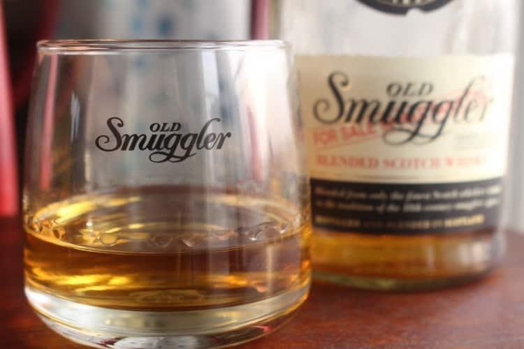 готовим виски old smuggler
