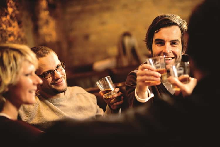 Как пить виски олд смагглер