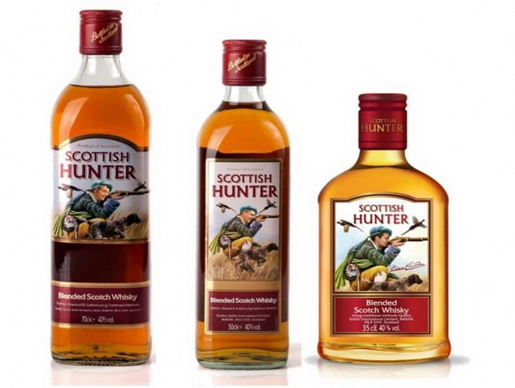 Дегустационные характеристики виски скоттиш хантер