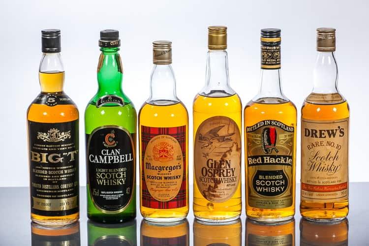 Напитки похожие на виски scottish hunter
