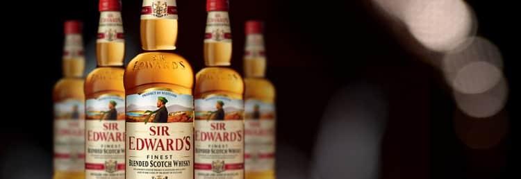 Дегустационные характеристики  виски сэр эдвардс