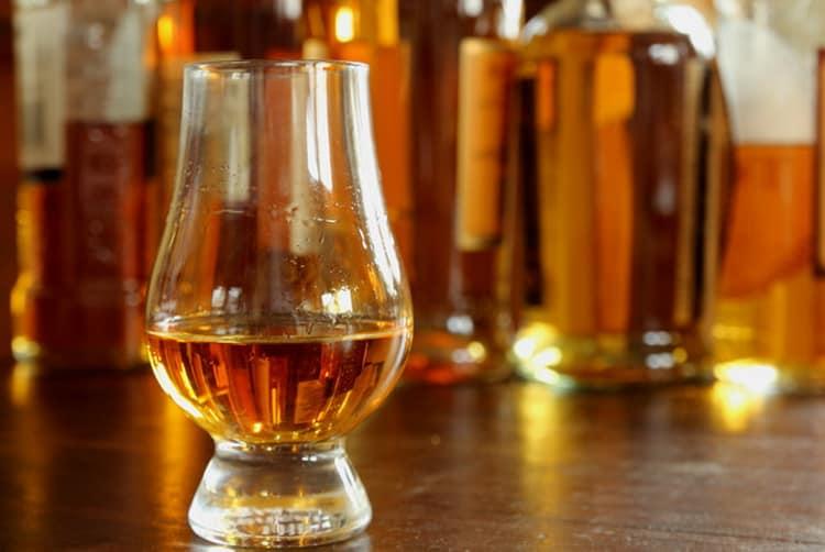 Как подавать виски speyside