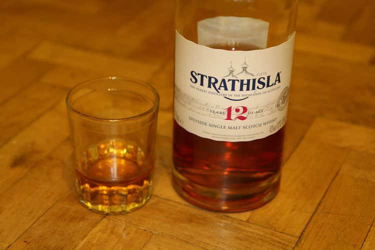 С чем смешать виски стратайла 12 лет