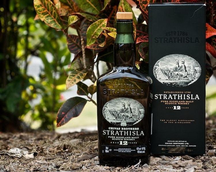 Дегустационные характеристики виски strathisla