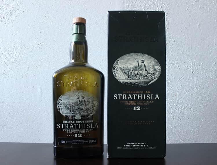 Обзор виски strathisla