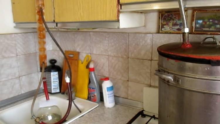 Как приготовить коньяк хеннесси из самогона в домашних условиях по простому рецепту