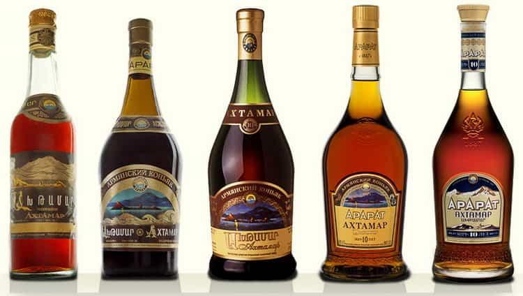 Как пить армянский коньяк