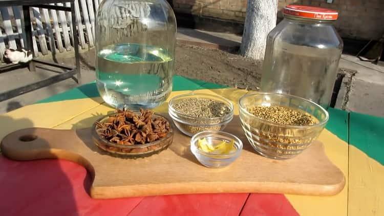 С чем пьют самбуку в домашних условиях