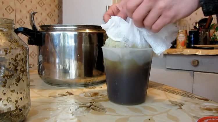 Все о том как сделать самбуку в домашних условиях
