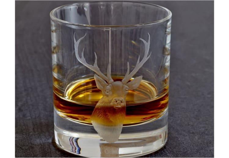 дегустационные характеристики виски the glen stag